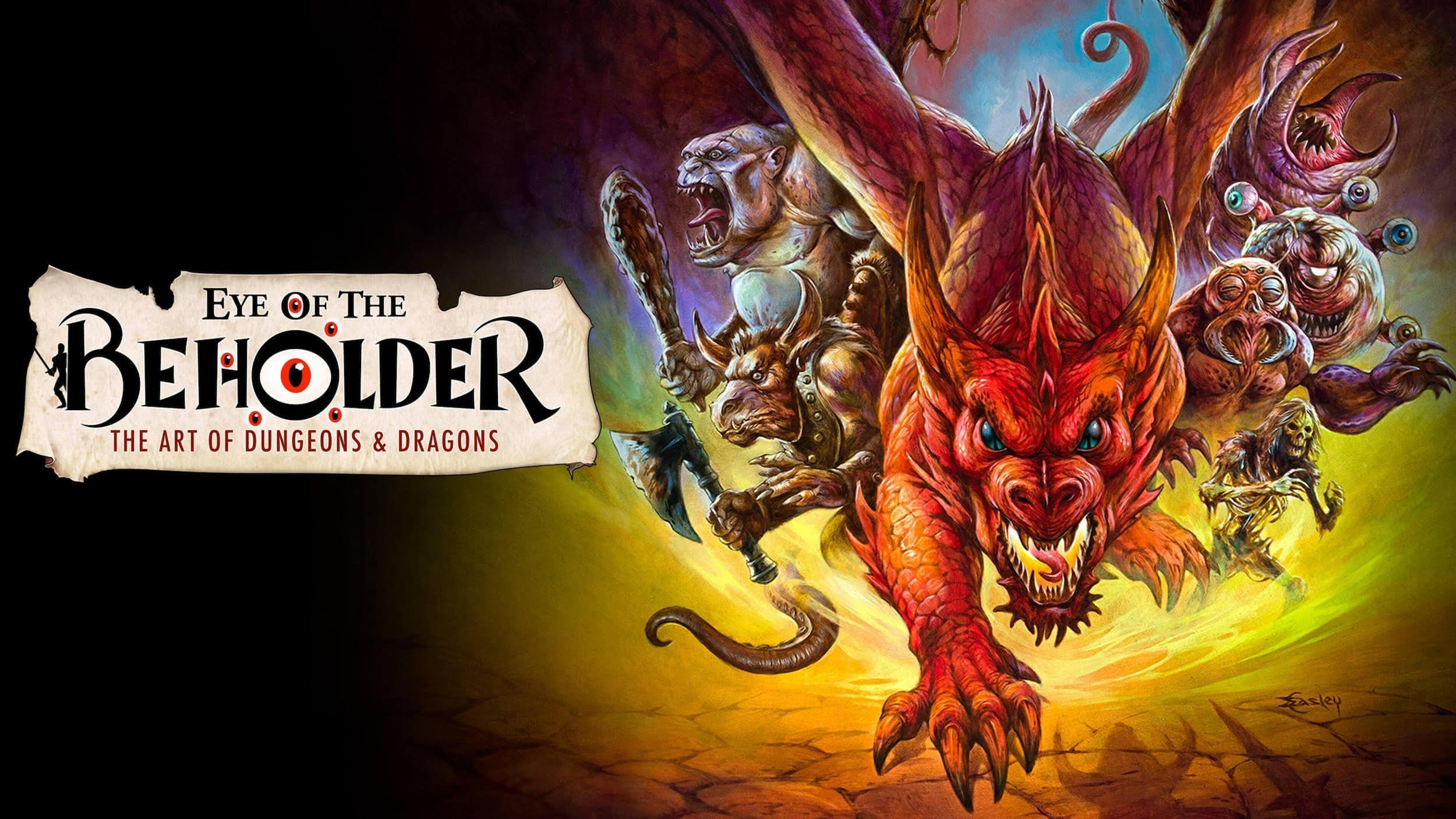 eye of the beholder the art of dungeons and dragons