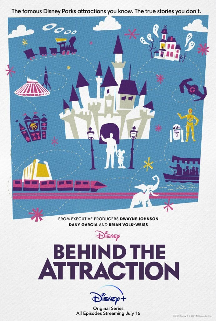 Behind The Attraction Vertical Disney