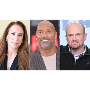 Dwayne Johnson Dany Garcia Brian Volk Weiss Partner on Disney Plus Docuseries