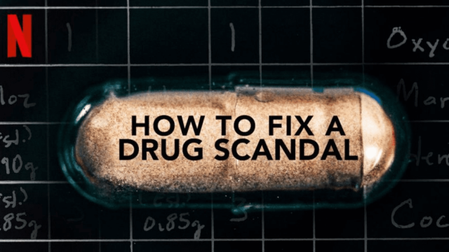 How to fix a drug scandal H
