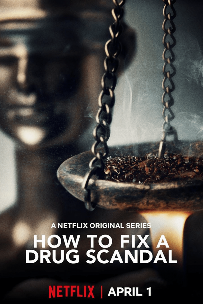 How to fix a drug scandal V