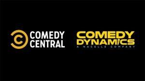 Comedy Central Comedy Dynamics logo