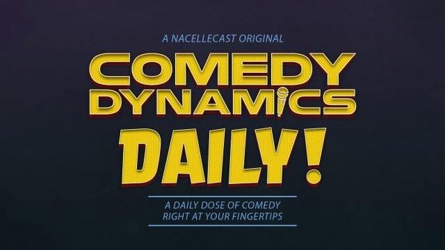 Comedy Dynamics Daily horizontal